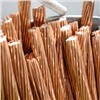 Copper stranded Wire with 20% Electrical Conductivity Made of Copper Clad Steel