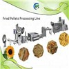 Snacks making machines---Pellet/Extruded Frying Snacks Foodstuff Processing plant