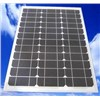 45W/18V High Quality Monocrystal Solar Panel - 25 Years Using Life