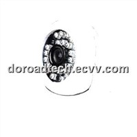 20m IR Plastic Dome CCD Camera with 3-Axis Rotation Design (DRDC-805)