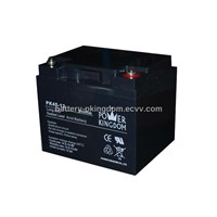 2V45AH lead acid batteries