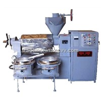 6YL-125A COMBINED  SCREW OIL PRESS MACHINE
