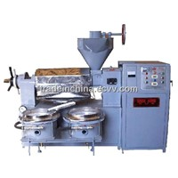 6YL-130A  COMBINED SCREW OIL PRESS MACHINE