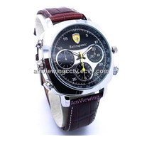 720P HD Waterproof Camera Watch / Waterproof Watch Camera