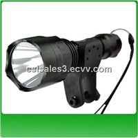Cree T6 led flashlight - bike light - hunting light