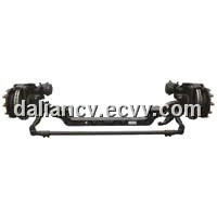 Disc Brake low floor Front Steering Axle