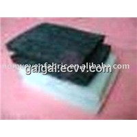 Fire proof sound absorbent padding