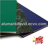 Fireproof Aluminum Composite Board/Sheet/Panel