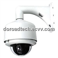 IP Intelligent High Speed Dome Camera D1/CIF Dual-Stream Image Format-Security Camera (DR-IPHSDC201)