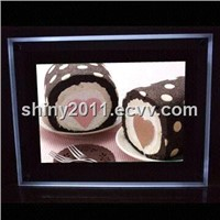 Led Backlit Frame for Advertising Sign