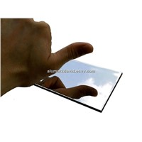 Mirror Finished Aluminum Plastic Panel/Board/Sheet