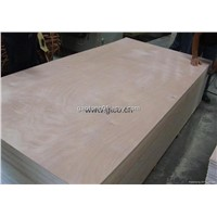 Okoume face poplar core plywood sheets