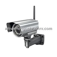 Outdoor Waterproof Wireless Color IR Day Night IP Camera - WiFi IP Video Camera