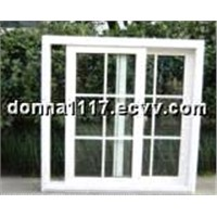 PVC Window with grid (YS-338)