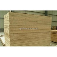 Pollution-Proof Waterproof 35mm Particle Board / Chipboard for Furniture with CARB Certificate