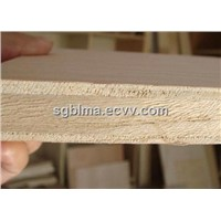 Poplar Pine Candlenut Blockboard for Furniture