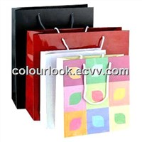 Promotional Market shopping bag/ 2012 Recycle Shopping Paper Bag