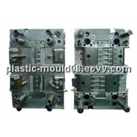 Single cavity electronic accessories mould