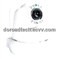 Wireless IP/ Wireless Security Camera - PTZ IP Camera (DRIPC514)
