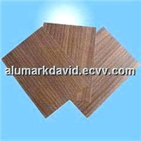 Wood Board / Aluminum Sandwich Board