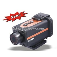 1080P HD Waterproof Action Camera with Screen ADK-S802