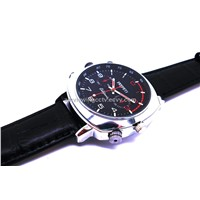 1080P Water-Resistant Watch Camera 4G/8G/16G