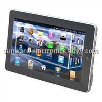 "10.1"" tablet pc with Android 2.2/GPS/RJ45/WIFI"