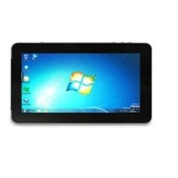 10.1inch Tablet PCs with Microsoft's Windows 7/Linux OS
