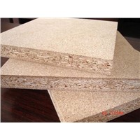15mm E1 E2 Plain or Melamine Particle Board for Furniture