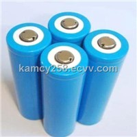 18650 Lithium Cylindrical Batteries