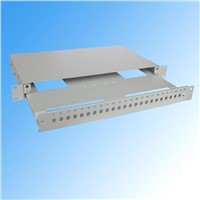 19 inch Fiber Optic Patch Panel