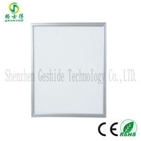 2012 GSD factory price 600x600mm 45w led panel light