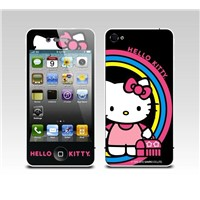 2012 newest color screen protector with hello kitty design