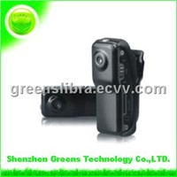 2GB/4GB/8GB(optional) DVR Sports Video Camera(MD80)  Hot Selling Hign Speed Mini DVR Camera