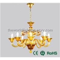 (370711032_853)2012 Best Sell Cheap Champagne Glass Chandelier