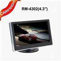4.3 inch stand alone monitor.car monitor