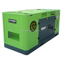 50KV super silent Cummins diesel engine generator sets