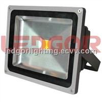 50W COB LED Floodlight IP65 for outdoor use