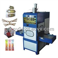 5kw green plastic high frequency welding machine
