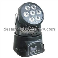 7*12W LED moving head light