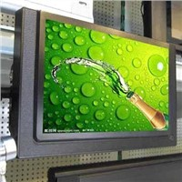 7 Inch LCD Advertising Player SD Card Supported Screen Media for POP/POS Promotion Display