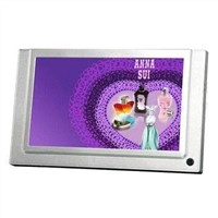 7 inch LCD Advertising Display with IR Body Sensor for Retail POP/POS Digital Advertising