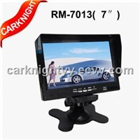 7 inch TFT-LCD monitor,Stand-alone monitor,Car monitor