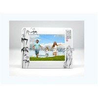 8 inch digital photo frame (chinese style )