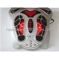 99 electric wave strength heating foot massager infrared foot massager