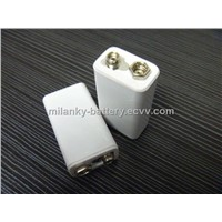9V AA rechargeable NiMH battery cell