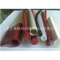 AOTEMAKE silicone and fluorine rubber seal strip