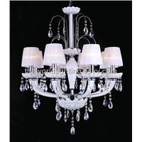 (AQ0201,8)2012 New Style Modern Crystal Decoration Glass Chandelier Light