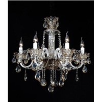 (AQ0284-6)2012New Style European Crystal Decoration Glass Chandelier