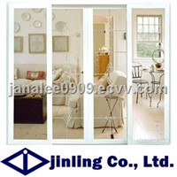 Aluminum Sliding Door Grill Design, Bedroom Door Grill Design
